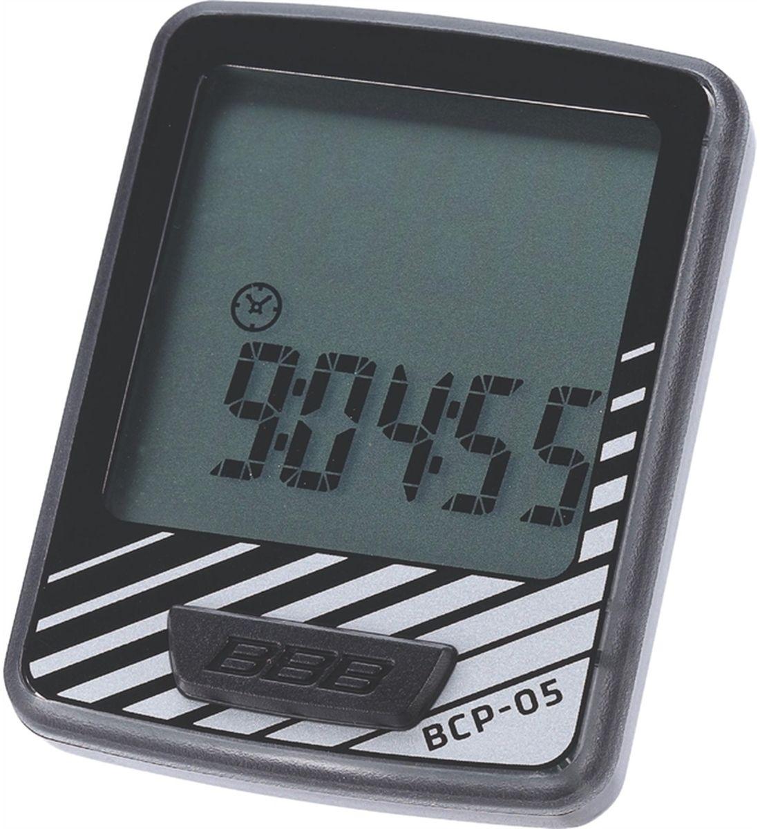 Велокомпьютер BBB DashBoard, цвет: черный, серый, 7 функцийBCP-05Велокомпьютер BBB DashBoard стал, в своем роде, образцом для подражания. Появившись как простой и небольшой велокомпьютер с большим и легкочитаемым экраном, он эволюционировал в любимый прибор велосипедистов, которым нужна простая в использовании вещь без тысячи лишних функций. Общий размер велокомпьютера имеет небольшой размер за счет верхней части корпуса. Размер экрана 32 х 32 мм, позволяющие легко считывать информацию. Управление одной кнопкой.Функции:Текущая скоростьРасстояние поездкиОдометрЧасыАвтоматический переход функцийАвто старт/стопИндикатор низкого заряда батареи.Особенности:Легко читаемый полноразмерный дисплей.Удобное управление с помощью одной кнопки.Компьютер может быть установлен на руле и выносе.Водонепроницаемый корпус.Батарейка в комплекте.Гид по велоаксессуарам. Статья OZON Гид