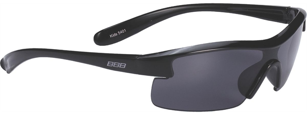 Очки солнцезащитные BBB Kids PC Smoke Lens, цвет: черный a shattered empire