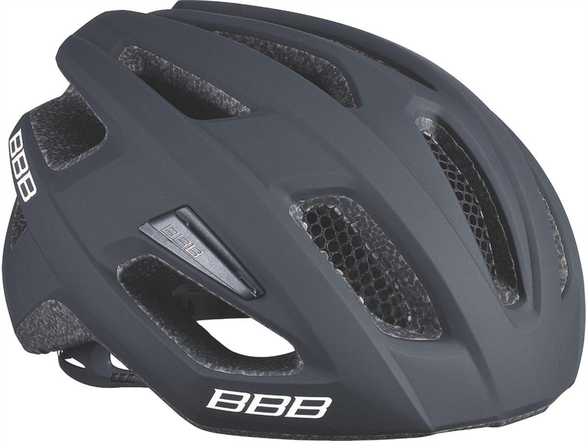 Шлем летний BBB Kite, цвет: черный. Размер LBHE-29Если вы в поисках по-настоящему универсального шлема, то Kite - именно то, что нужно. Продуманная конструкция со съёмным козырьком предельно функциональна. Катаетесь ли вы по шоссе, или по трейлам - с Kite вы всегда в безопасности. Низкопрофильная конструкция обеспечивает дополнительную защиту наиболее уязвимых участков головы. Поликарбонатная оболочка обеспечивает наилучшую защиту. Основой для комфортной и, при этом, плотной посадки послужила легендарная hi-end модель Icarus. Kite - это наша лучшая разработка, одинаково хорошо подходящая как для шоссе, так и для MTB.Интегрированная конструкция.14 вентиляционных отверстий.Отверстия для вентиляции в задней части шлема для оптимального распределения потоков воздуха.Сетка для защиты от залетающих в шлем насекомых.Настраиваемые ремешки для максимально комфортной посадки.Простая в использовании система настройки TwistClose.Съёмный козырёк со скрытым креплением.Съемные мягкие накладки с антибактериальными свойствами и возможностью стирки.Светоотражающие наклейки на задней части шлема.Размеры: M (55-58 см) и L (58-62 см).