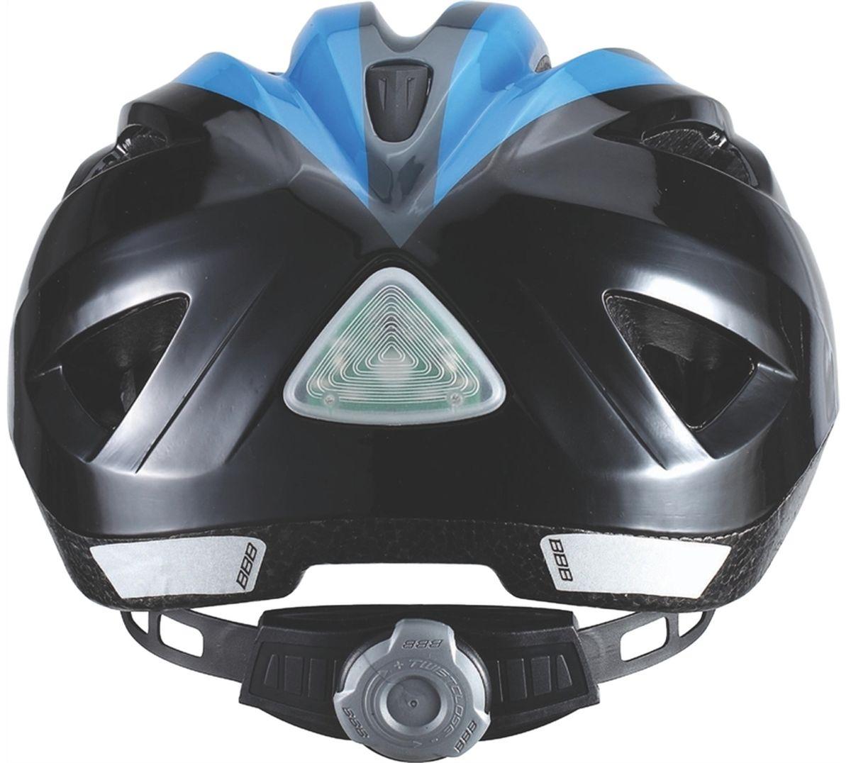 Безопасность превыше всего - девиз Hero. 11 вентиляционных отверстий обеспечивают отличную вентиляцию. На затылке - интегрированный светодиод с легко заменяемыми батарейками, чтобы ваши дети всегда были в полной безопасности. Интегрированная конструкция. 11 вентиляционных отверстий. Отверстия для вентиляции в задней части шлема для оптимального распределения потоков воздуха. Задний светодиодный габарит, включающийся нажатием. Защитная сетка от насекомых в вентиляционных отверстиях. Настраиваемые ремешки для максимально комфортной посадки. Простая в использовании система настройки TwistClose, можно настроить шлем одной рукой. Съемные мягкие накладки с антибактериальными свойствами и возможностью стирки. Светоотражающие наклейки на задней части шлема. Размеры: M (51-55 см)