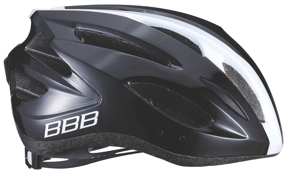 """Если вы не понаслышке знакомы с разнообразными насекомыми, залетающими в вентиляционные отверстия шлема летом - вам может очень пригодиться BBB """"Condor"""". Фронтальные отверстия прикрыты мелкой сеткой для защиты от непрошенных гостей. Кроме того, у шлема всего суммарно 18 отверстий для вентиляции и интегрированная конструкция для максимальной защиты в случае падений. Съемный козырек делает этот шлем одинаково хорошо подходящим как для шоссе, так и для маунтинбайка.  Особенности: Интегрированная конструкция. 18 вентиляционных отверстий. Отверстия для вентиляции в задней части шлема для оптимального распределения потоков воздуха. Защитная сетка от насекомых в вентиляционных отверстиях. Настраиваемые ремешки для максимально комфортной посадки. Простая в использовании система настройки TwistClose, можно настроить шлем одной рукой. Съемные мягкие накладки с антибактериальными свойствами и возможностью стирки. Светоотражающие наклейки на задней части шлема. Съемный козырек в комплекте. Обхват головы: 54-58 см.    Гид по велоаксессуарам. Статья OZON Гид"""