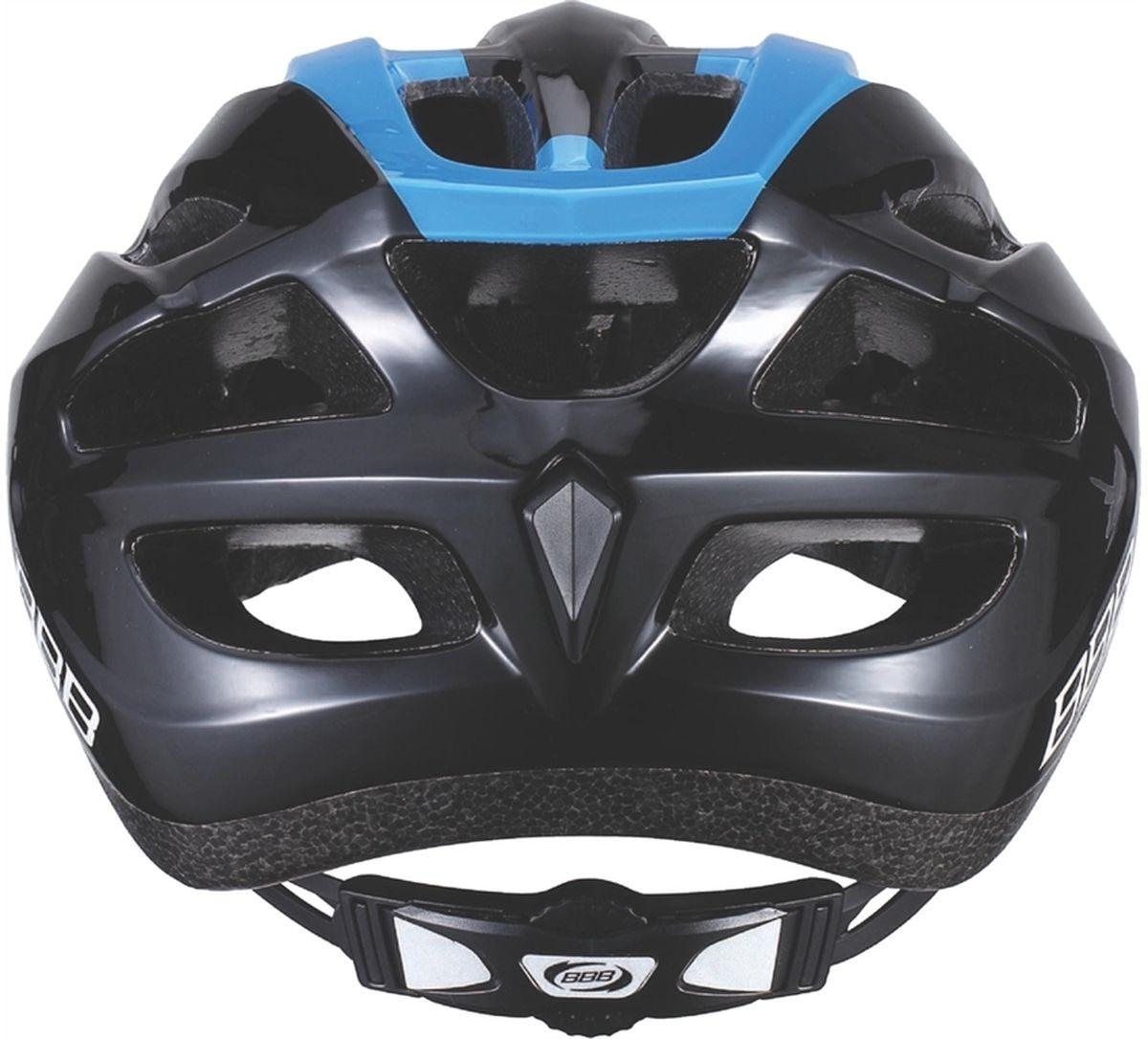 """Если вы не понаслышке знакомы с разнообразными насекомыми, залетающими в вентиляционные отверстия шлема летом - вам может очень пригодиться BBB """"Condor"""". Фронтальные отверстия прикрыты мелкой сеткой для защиты от непрошенных гостей. Кроме того, у шлема всего суммарно 18 отверстий для вентиляции и интегрированная конструкция для максимальной защиты в случае падений. Съемный козырек делает этот шлем одинаково хорошо подходящим как для шоссе, так и для маунтинбайка.  Особенности: Интегрированная конструкция. 18 вентиляционных отверстий. Отверстия для вентиляции в задней части шлема для оптимального распределения потоков воздуха. Защитная сетка от насекомых в вентиляционных отверстиях. Настраиваемые ремешки для максимально комфортной посадки. Простая в использовании система настройки TwistClose, можно настроить шлем одной рукой. Съемные мягкие накладки с антибактериальными свойствами и возможностью стирки. Светоотражающие наклейки на задней части шлема. Съемный козырек в комплекте. Обхват головы: 58-61,5 см.    Гид по велоаксессуарам. Статья OZON Гид"""