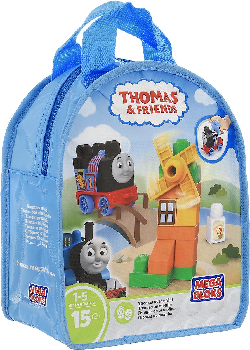 Mega Bloks Thomas & Friends Конструктор Томас и мельница конструкторы mega bloks томас и друзья томас и гарольд