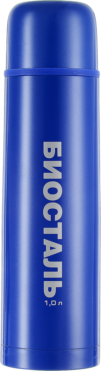 """Термос """"Biostal"""" прост в использовании и многофункционален. Он изготовлен из высококачественной нержавеющей стали. Термос предназначен для хранения горячих и холодных напитков. Корпус изделия покрыт защитным цветным лаком. Удобная пробка с кнопкой позволяет наливать напитки, не отвинчивая саму пробку. Крышку термоса можно использовать в качестве чашки."""