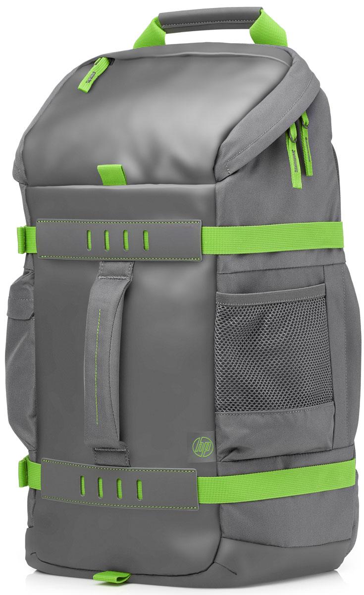 HP Odyssey рюкзак для ноутбуков 15.6 , Grey (L8J89AA) - Сумки и рюкзаки
