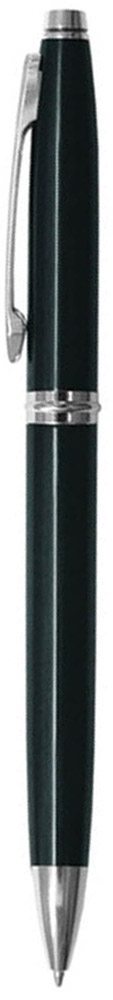 Berlingo Ручка шариковая Silver Classic цвет корпуса черный ручки berlingo ручка шариковая silver luxe