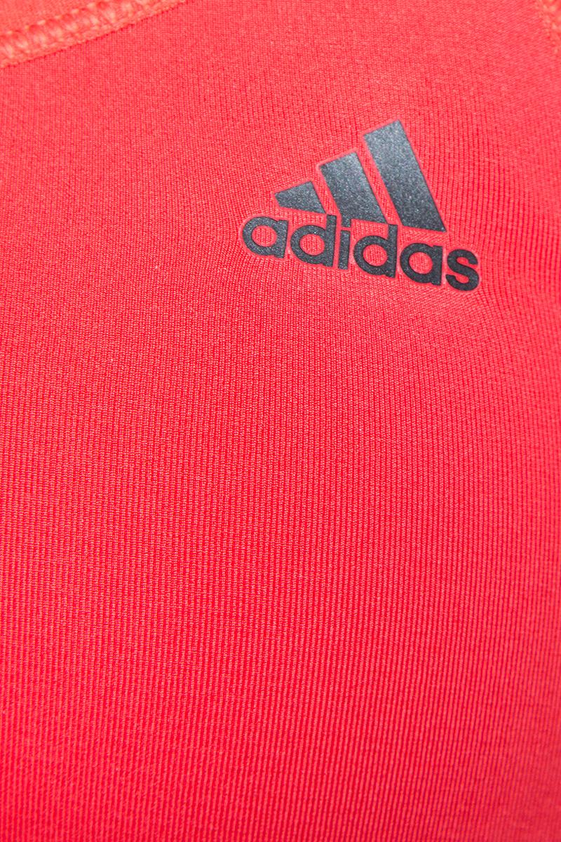 Топ-бра для фитнеса adidas Seamless Bra, цвет: розовый. BK2142. Размер L (48/50)