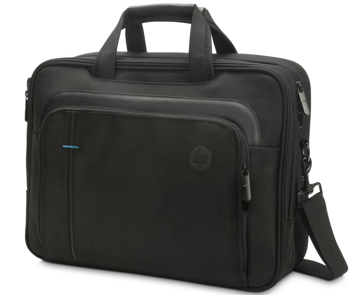 HP SMB Topload сумка для ноутбука 15.6 , Black (T0F83AA) - Сумки и рюкзаки