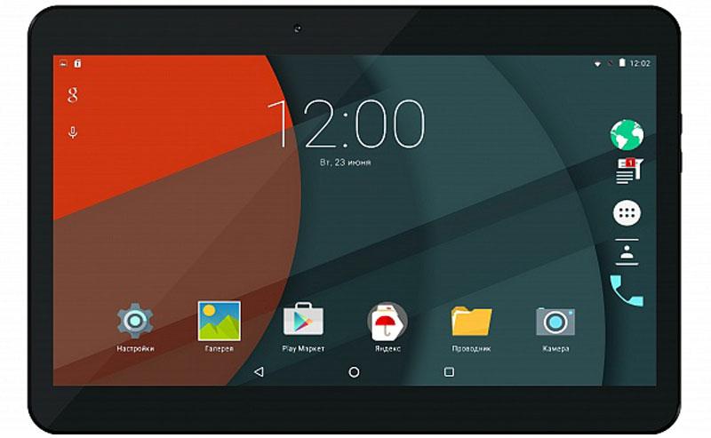 BB-mobile Techno 10.1 LTE TQ060X, Black4620011532473Планшет bb-mobile Techno 10.1 LTE с большим экраном и широкими возможностями. Работает на базе мощного 4-ядерного процессора МТК, поддерживает быстрый доступ в интернет по 4G/LTE, а также функции смартфона (звонки-СМС) и навигацию GPS. Быстрый и мощный:Планшет легко справляется с подавляющим большинством 3D-игр и прочих требовательных к производительности задач. Ведь за быстродействие тут отвечает 4-ядерный процессор MT8735M. Настоящий тайваньский процессор, а не дешевый китаец, как в бюджетных моделях.Мощный, сильный, быстрый. Аппаратная платформа планшета позволяет играть даже в самые качественные 3D-игры на максимальных настройках и смотреть видео в разрешении Full HD без торможений. Изображение, вне зависимости от спецэффектов, остается плавным, без рывков и подвисаний. В программных тестах производительности - бенчмарках - модель демонстрирует отличные результаты. Большой и яркий: Большой экран с диагональю 10.1 дюйма гораздо удобнее для работы и интернет-серфинга, чем, например, 7-дюймовый. И конечно, на большом дисплее лучше смотреть сериалы и фильмы. Яркость дисплея автоматически подстраивается под текущий уровень освещенности благодаря точной работе датчика освещения.Современный и улучшенный: bb-mobile Techno 10.1 LTE работает на базе свежей версии Android 5.1 Lollipop. От предыдущих версий новый Android отличается более удобным и изящным стилем Material Design, который делает общение с планшетом легче и естественнее. По сравнению с Android 4.x система обрела большую производительность и улучшенное энергосбережение.Теперь планшет поддерживает систему Device Protection, которая блокирует устройство в случае потери или кражи, даже если злоумышленник сбросил все настройки до заводских. Улучшенная безопасность, облегченный интерфейс и повышенная производительность в одном флаконе!Максимум беспроводных модулей: Благодаря наличию встроенного модуля GPS планшет отлично справляется с функцией спутникового навигато