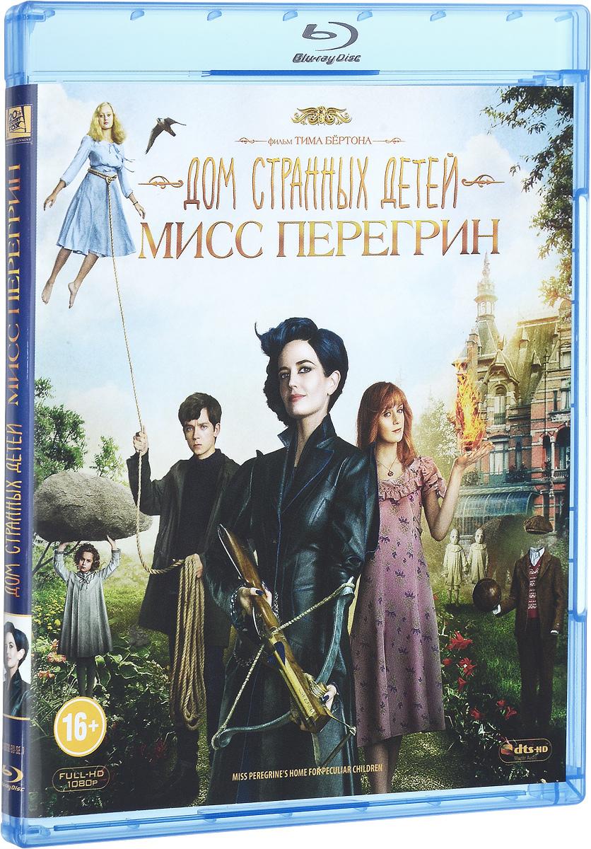 Дом странных детей Мисс Перегрин (Blu-ray) топпинг купить