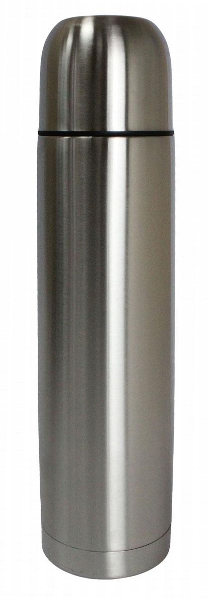 Термос Vetta Булет, 500 мл841026Термос Vetta Булет, изготовленный из высококачественной нержавеющей стали, прост в использовании и многофункционален. Изделие имеет двойные стенки, что позволяет содержимому долго оставаться горячим или холодным. В комплект входит удобная сумка для переноски термоса.Термос сохраняет температуру горячих или холодных продуктов до 24 часов.