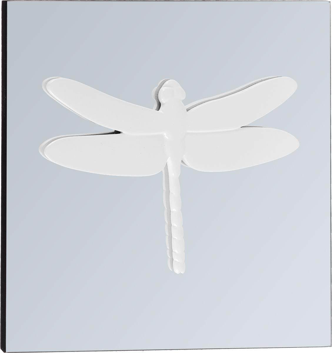 Украшение декоративное Феникс-Презент Стрекоза, настенное, 30 x 30 x 2,5 см