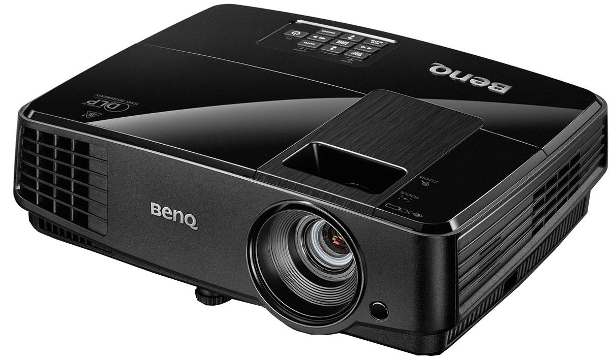 BenQ MX507 мультимедийный проектор4718755058936Компания BenQ разработала совместно с Philips технологию Smart Eco - это уникальное решение, которое позволяет динамически управлять энергопотреблением проектора в зависимости от режима использования и типа проецируемого изображения. В проекторе MX507 с технологией SmartEco среднее энергопотребление снижается, а срок службы лампы увеличивается.Затраты на замену лампы в проекторе достаточны высоки. Режим LampSave обеспечивает динамическую регулировку мощности лампы, тем самым продлевая ее срок службы на 50%! Также до 50% сокращается частота замены ламп. Как результат, снижается стоимость владения и обслуживания!Режим Eco Blank позволяет преподавателю отключать проецируемое на экране изображение, когда внимание студентов необходимо сконцентрировать на самом преподавателе, или просто в тот момент, когда проектор не используется. При использовании режима Eco Blank происходит автоматическое снижение мощности лампы, таким образом, энергопотребление уменьшается на 70%.В режиме ожидания MX507 потребляет меньше Проектор MX507 оснащен встроенными динамиками. Вы можете слушать свою любимую музыку, даже когда проектор находится в режиме ожидания.
