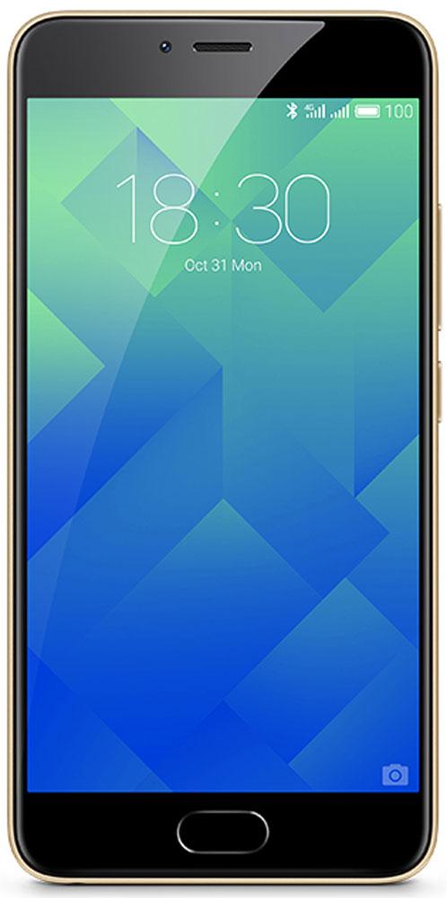 Meizu M5 16GB, Gold meizu m9 в китае