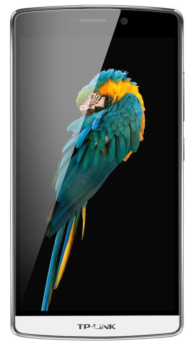 Neffos C5 Max, WhiteC5 MAX WhiteNeffos C5 Max оснащён 5,5-дюймовым Full HD IPS дисплеем, обеспечивающим кристальную чёткость изображения с углами обзора до 178°. Устройство обладает впечатляющей контрастностью 1600:1 и позволит вам погрузиться в новый мир ярких, живых и отчётливых красок вашего мобильного устройства.Neffos C5 Max оснащен 13-мегапиксельной камерой, которая позволит вам уловить ещё больше деталей и красок. Большая диафрагма F2.0 пропускает больше света, позволяя делать качественные фотографии при слабом освещении. Фронтальная широкоугольная 5-мегапиксельная камера позволит вам снимать превосходные селфи вместе с вашими друзьями.Neffos C5 Max обладает восьмиядерным 64-битным процессором и 2 ГБ оперативной памяти, которые обеспечивают высокую производительность устройства. Встроенный чипсет обеспечивает подключение к высокоскоростному 4G LTE Интернету.Устройство позволяет устанавливать две SIM-карты и использовать его для личных и деловых задач, при этом личные и рабочие номера будут храниться отдельно. Вы также получаете возможность использовать различные тарифные планы и, соответственно, подключаться к мобильным сетям по всему миру.Данная модель обладает настраиваемым и удобным интерфейсом Android 5.1, обеспечивающим простое и увлекательное использование устройства. Убедитесь, что ваше устройство работает быстро с помощью приложения, позволяющего управлять запущенными процессами и приложениями, а также очисткой данных и энергосбережением.Телефон сертифицирован EAC и имеет русифицированный интерфейс меню, а также Руководство пользователя.