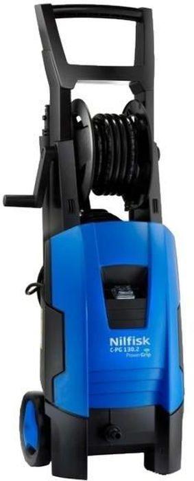 Бытовая моечная машина Nilfisk C-PG 130.2-8 X-TRA - это надежный и высокопроизводительный аппарат, предназначенный для очистки автомобилей, садовой мебели и инвентаря. Наличие системы беспроводного управления PowerGrip позволяет управлять давлением машины с помощью нажатия кнопки на пульте управления, находящемся на пистолете. Возможность хранения пистолета, насадок, шланга и кабеля на корпусе модели позволяет работать с комфортом. Благодаря резиновым виброгасителям значительно снижен уровень шума.    Как выбрать мойку высокого давления. Статья OZON Гид