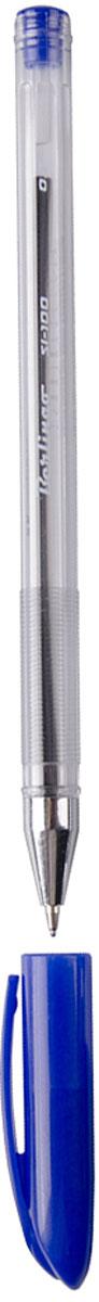 Berlingo Ручка шариковая SI-100 синяяCBp_07200Шариковая ручка Berlingo SI-100 с колпачком и пластиковым клипом. Технология Smart Ink обеспечивают супермягкое письмо. Прозрачный корпус, металлический наконечник. Вентилируемый колпачок. Цвет деталей соответствует цвету чернил. Диаметр пишущего узла - 0,7 мм. Рифление в зоне захвата препятствует скольжению пальцев при письме.