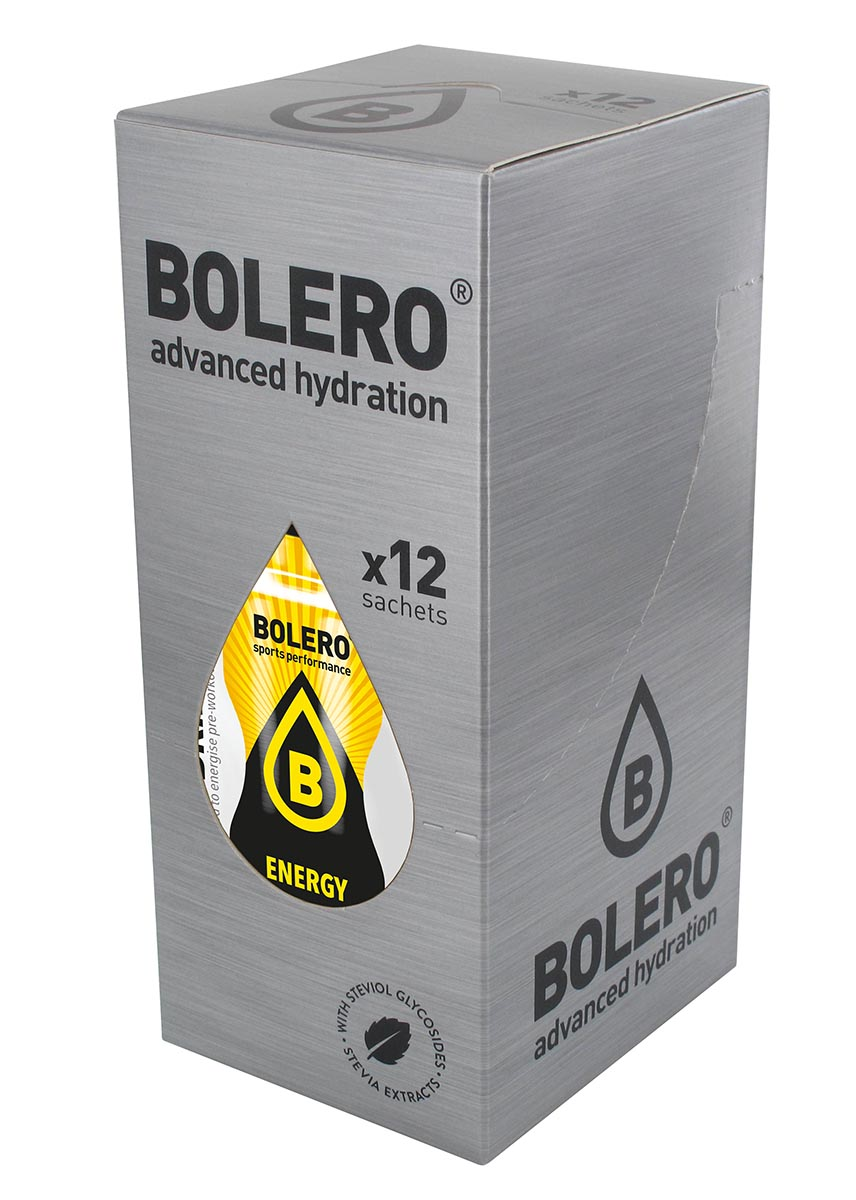 Энергетик быстрорастворимый Bolero Energy, 9 г х 12 шт вилки поварские trudeau вилка зигзаг удобства