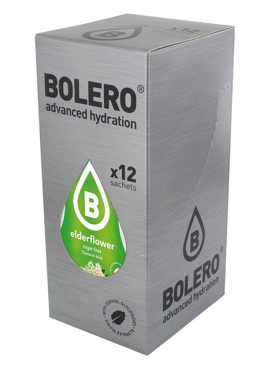 Напиток быстрорастворимый Bolero Elderflower / Бузина, 9 г х 12 штЦБ-00003660Быстрорастворимый напиток предназначен для спортсменов, в период интенсивных тренировок в дополнение к основному рациону в соответствии с программой, разработанной для данных видов спорта. Каждый пакетик (9 г) рассчитан на приготовление 1,5-2 литра сока. Их также очень удобно носить с собой. Состав: без добавления ГМО. Не содержит глютен, без сахара. -Лимонная кислота, яблочная кислота, мальтодекстрин;- ароматические и вкусовые вещества; - L-аскорбиновая кислота. - натуральные ароматизаторы и подсластители: ацесульфам К, сукралоза,стевиогликозиды (экстракты стевии), регулятор кислотности: тринатрийцитрат. - разрыхлитель: трикальцийфосфат; - загустители: гуаровая камедь, гуммиарабик (аравийская камедь). Товар не является лекарственным средством. Товар не рекомендован для лиц младше 18 лет. Могут быть противопоказания иследует предварительно проконсультироваться со специалистом. Товар сертифицирован.