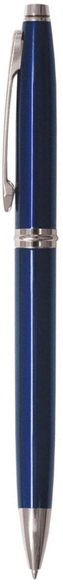 Berlingo Ручка шариковая Silver Classic синяя ручки berlingo ручка шариковая silver luxe