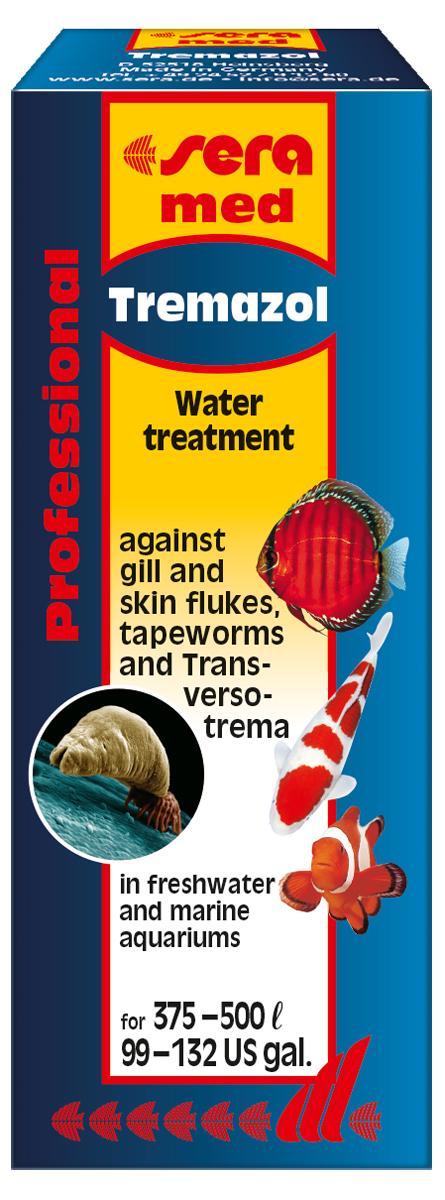 Средство для воды Sera  Tremazol , 25 мл - Средства для ухода и гигиены