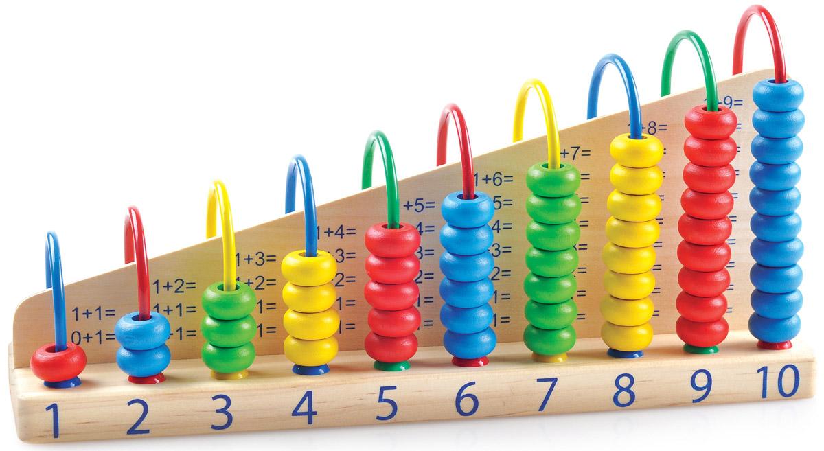 Мир деревянных игрушек Обучающая игра Арифметический счет корвет обучающая игра удивляйка 1