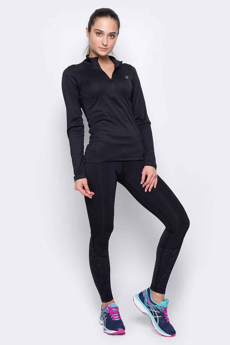 Тайтсы для бега женские Asics Race Tight, цвет: черный. 141232-1127. Размер XL (48/50) тайтсы женские asics icon tight цвет черный 154561 8098 размер xs 42