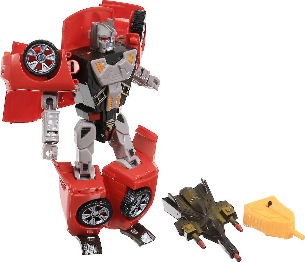 Able Star Робот-трансформер Inter Change цвет красный хочу машину вторые руки