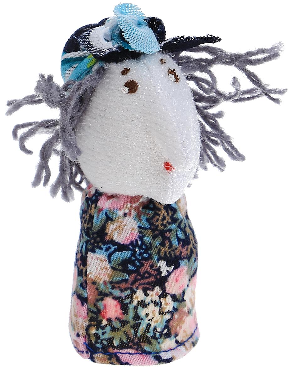 Пальчиковая кукла Баба-Яга , Наивный мир  - купить со скидкой