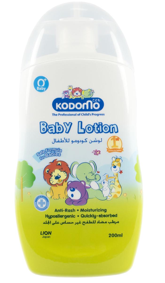 LionThailand Kodomo Присыпка детская жидкая 200 мл 200007