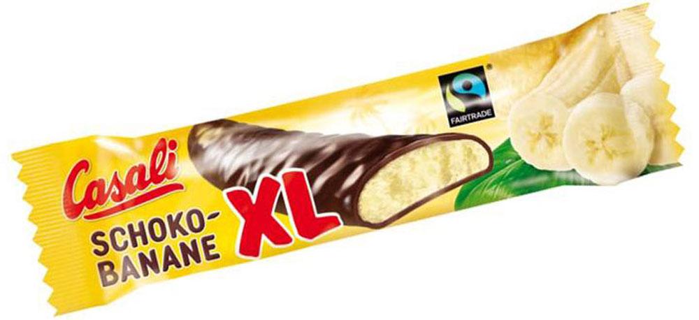 все цены на  Casali Schoko-Banane суфле банановое в шоколаде, 22 г  онлайн