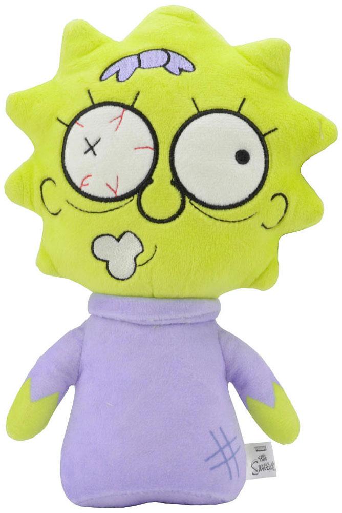 Фото The Simpsons. Мягкая игрушка Zombie Maggie the simpsons мягкая игрушка zombie maggie