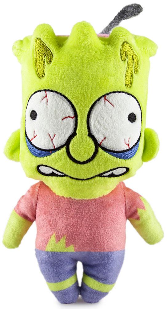 Фото The Simpsons. Мягкая игрушка Zombie Bart the simpsons мягкая игрушка zombie maggie