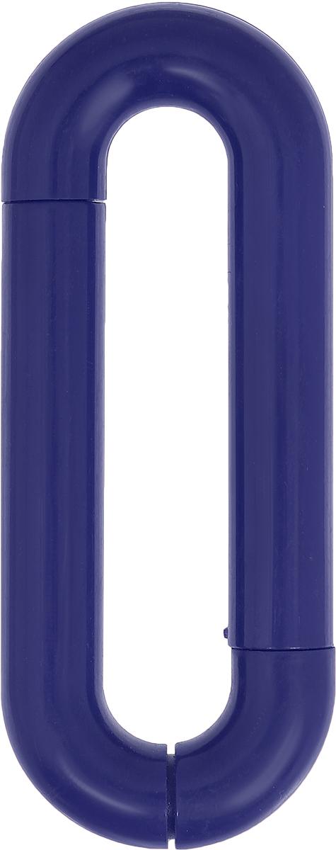 Эврика Ручка шариковая Звено цвет корпуса синий92442Оригинальная шариковая ручка Эврика выполнена в виде звена цепи.Такая ручка станет отличным подарком и незаменимым аксессуаром, она удивит и порадует получателя.Стержень синий, несменяемый.