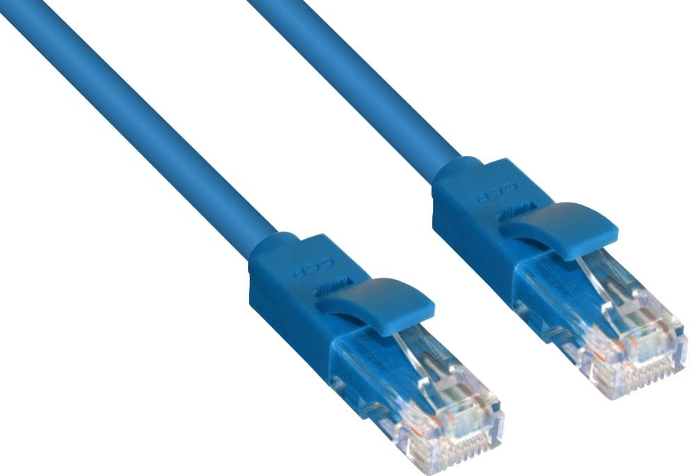 Greenconnect GCR-LNC01 патч-корд (5 м)GCR-LNC01-5.0mВысокотехнологичный современный литой патч-корд Greenconnect GCR-LNC01 используется для подключения к интернету на высокой скорости. Подходит для подключения персональных компьютеров или ноутбуков, медиаплееров или игровых консолей PS4 / Xbox One, а также другой техники и устройств, у которых есть стандартный разъем подключения кабеля для интернета LAN RJ-45. Соответствие сетевого патч-корда Greenconnect GCR-LNC01 современному стандарту UTP Cat5e обеспечивает возможность подключения к интернету со скоростью до 1 Гбит/с. С такой скоростью любимые фильмы будут загружаться меньше чем за полминуты, а музыка - мгновенно. Внешняя оболочка сетевого кабеля Greenconnect изготовлена из экологически чистого ПВХ, соответствующего европейскому стандарту безотходного производства RoHS.