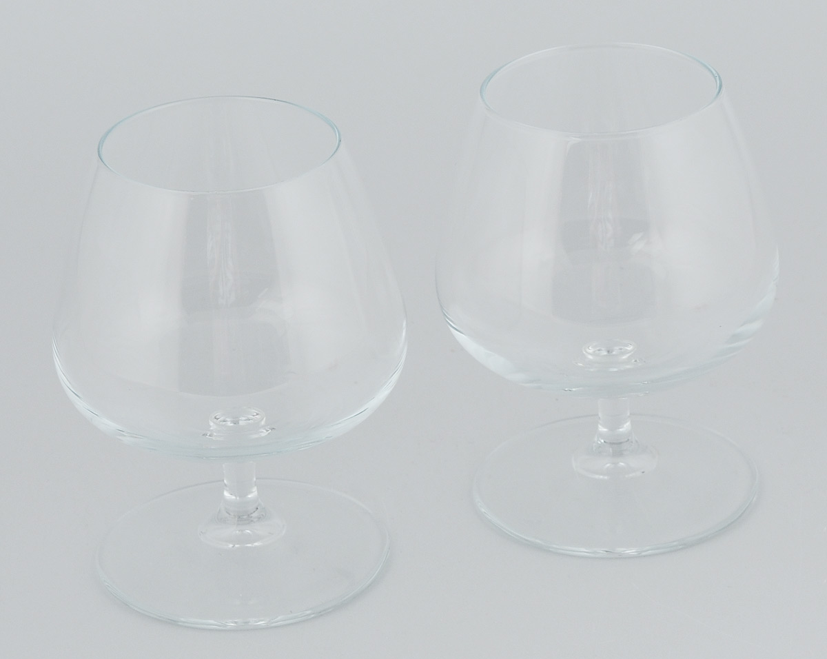 Набор бокалов Pasabahce Charante, 430 мл, 2 шт набор бокалов для бренди коралл 40600 q8105 400 анжела