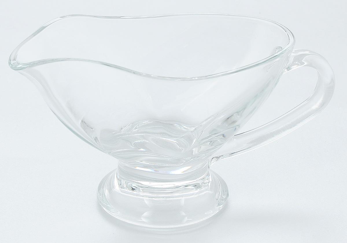 Соусник Pasabahce Basic, 250 мл55022BСоусник Pasabahce Basic изготовлен из прочного натрий-кальций-силикатного стекла. Благодаря этому соуснику вы всегда сможете красиво и эстетично подать соус к столу. Изделие придется по вкусу и ценителям классики, и тем, кто предпочитает утонченность и изящность. Можно мыть в посудомоечной машине и использовать в микроволновой печи.Размер соусника (по верхнему краю): 16 х 8,8 см.