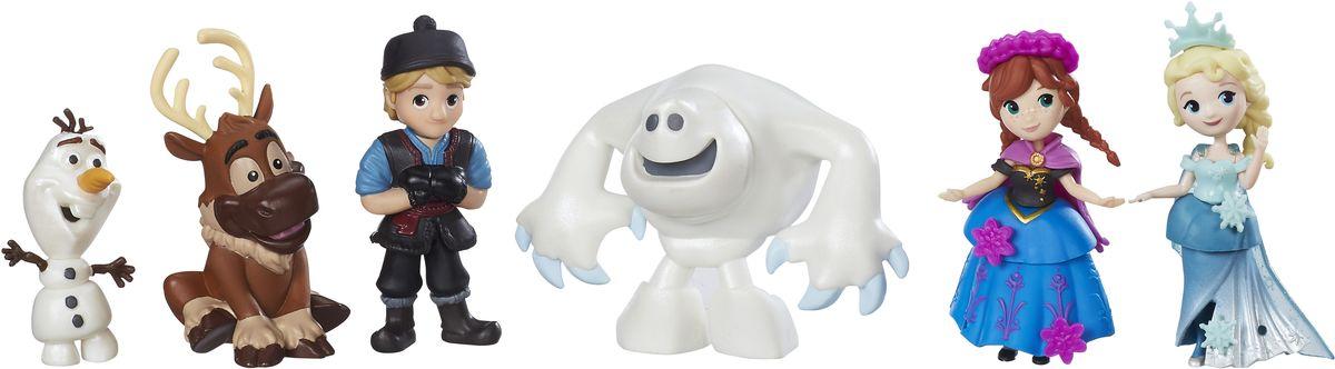 Disney Frozen Набор фигурок Коллекция друзей disney frozen кукла анна