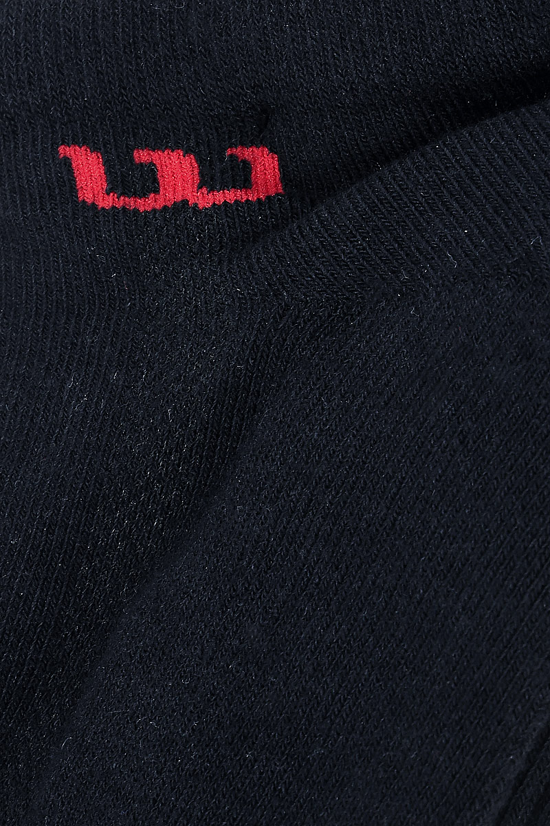 Носки мужские Wilson Quarter Sock, цвет:  черный, 3 пары.  WRA515701.  Размер универсальный Wilson
