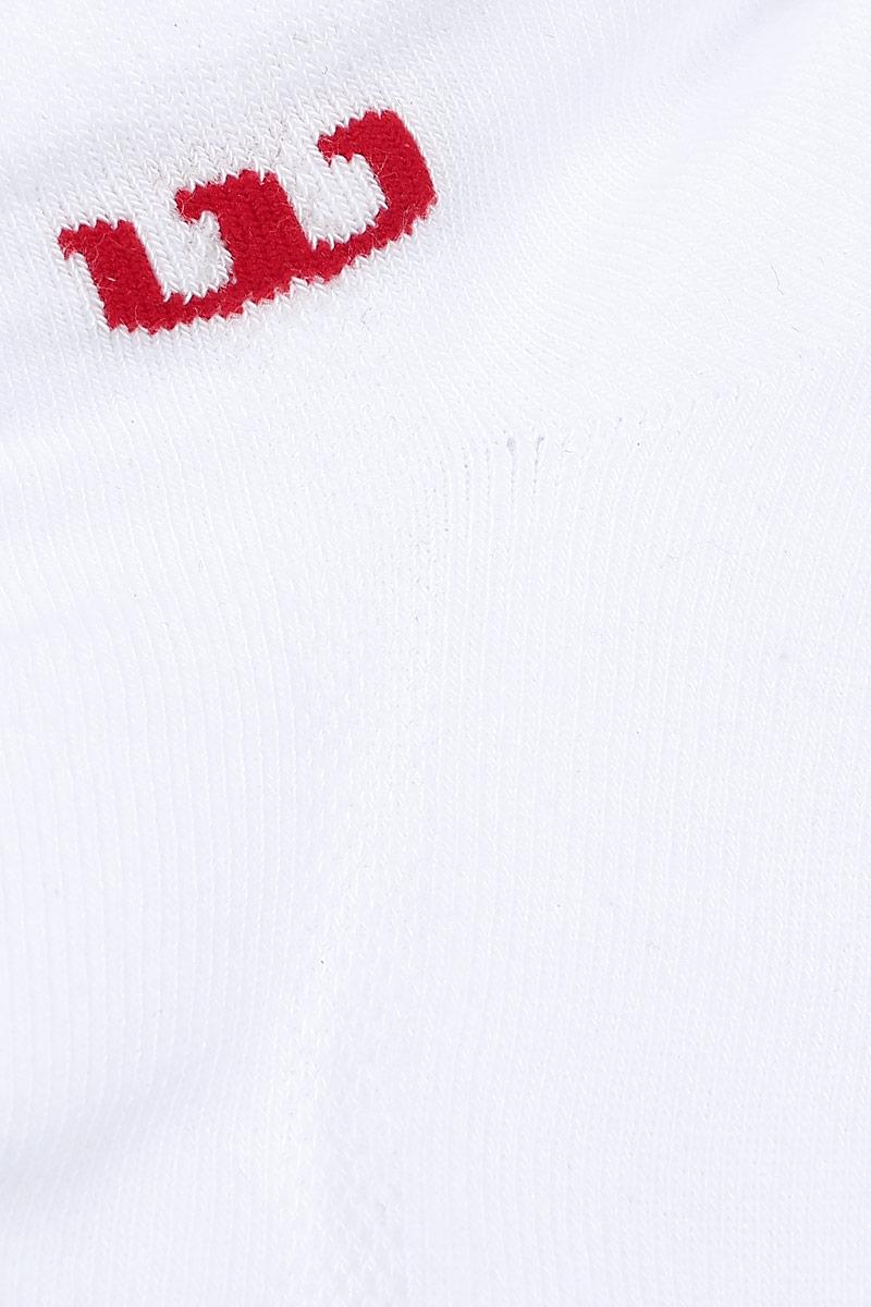 Носки мужские Wilson Quarter Sock, цвет:  белый, 3 пары.  WRA512700.  Размер универсальный Wilson