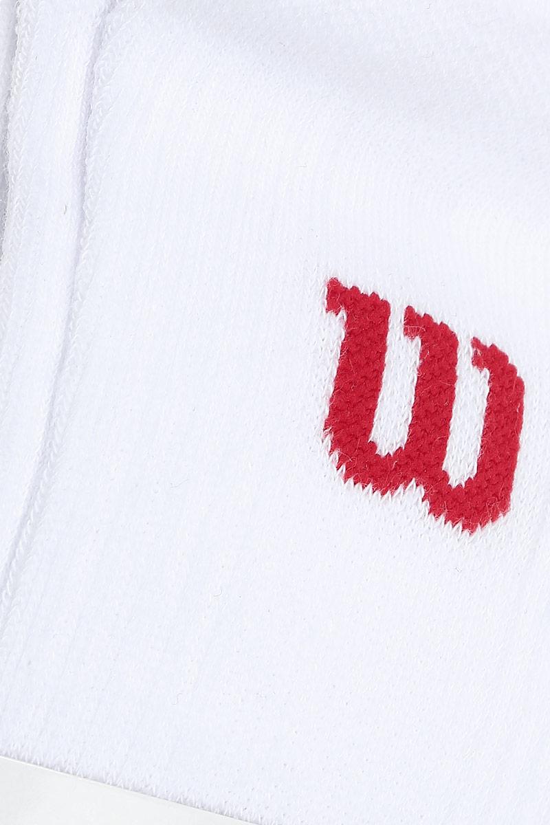 Носки мужские Wilson Crew Sock, цвет:  белый, 3 пары.  WRA510700.  Размер универсальный Wilson