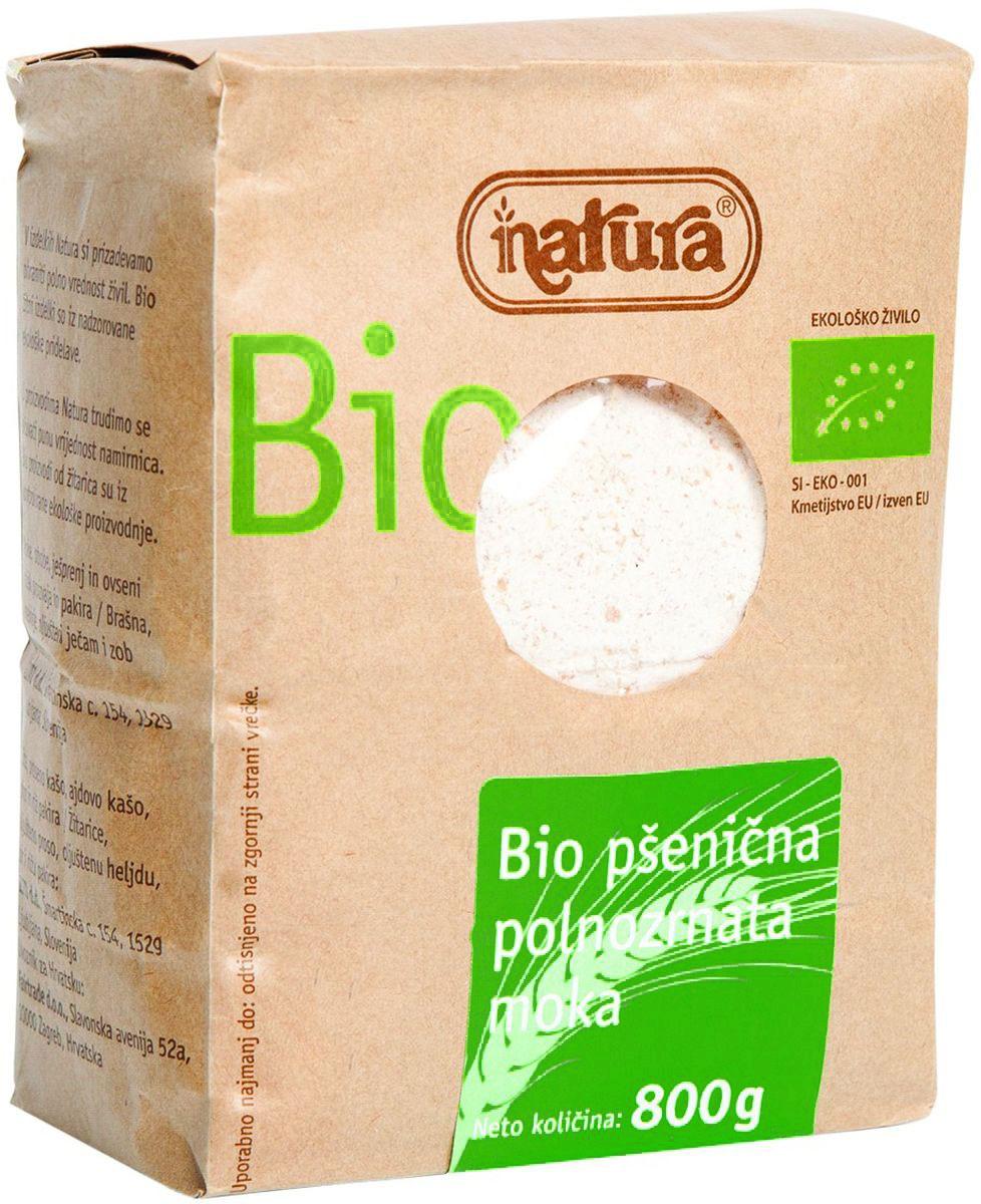 Zito Natura Bio Мука пшеничная цельнозерновая, 800 г шесть соток фасоль белая 400 г