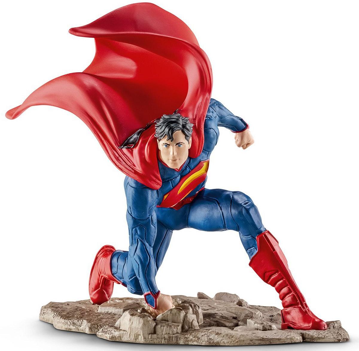 Schleich Фигурка Супермен на колене фигурка есть такая профессия на работе сидеть эврика