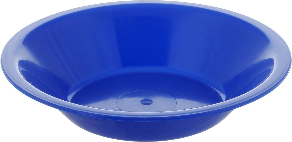 Тарелка глубокая Gotoff, цвет: синий, диаметр 18,5 смWTC-802Глубокая тарелка Gotoff изготовлена из цветного пищевого пластика и предназначена для холодной и горячей пищи. Выдерживает температурный режим в пределах от - 25 до + 110°C. Посуду из полипропилена можно использовать в микроволновой печи, но необходимо, чтобы нагрев не превышал максимально допустимую температуру. Удобная, легкая и практичная посуда для пикника и дачи поможет сервировать стол без хлопот!Диаметр тарелки (по верхнему краю): 18,5 см.Высота тарелки: 3,9 см.