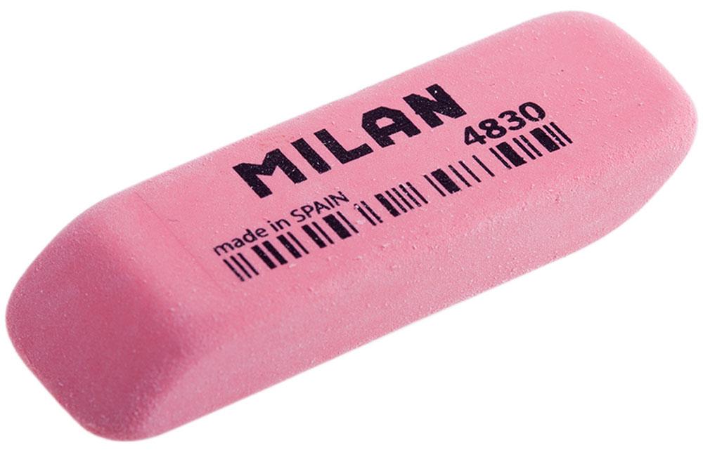 Milan Ластик 4830CNM4830Ластик Milan станет незаменимым аксессуаром на рабочем столе не только школьника или студента, но и офисного работника. Подходит для удаления штрихов от большинства графитовых карандашей на всех видах поверхностей.