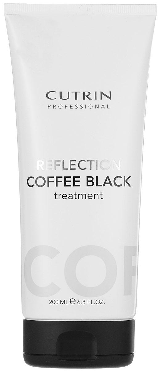 Cutrin Reflection Color Care Mask Тонирующая маска Черный кофе, 200 мл54234Оттеночные маски и кондиционер линии для усиления цвета Cutrin Reflection Color Care придают блеск и продлевают яркость краски на волосах на длительное время, что помогает обеспечит насыщенное сияние и цвет волос между процедурами окрашивания.В основе всех средств новой линейки Reflection Color Care - экстракт малины, которая прекрасно помогает сохранить цветовой пигмент краски глубоко в структуре волоса, одновременно обеспечивает питание и защиту от неблагоприятных внешних условий. Продукты подходят как для окрашенных так и натуральных волос. Предназначены для придания дополнительного блеска и сияния волосам и сохранения насыщенных оттенков для окрашенных волос.