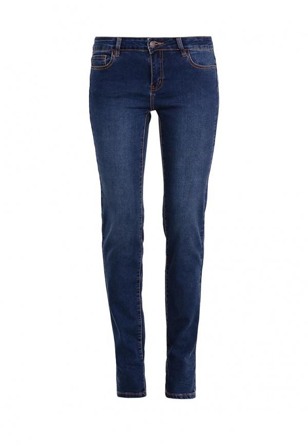 Джинсы женские Sela Denim, цвет: темно-синий джинс. PJ-135/591-7161. Размер 28-32 (44-32)PJ-135/591-7161Стильные джинсыSela, изготовленные из качественного материала с потертостями, станут отличным дополнением вашего гардероба. Джинсы зауженного кроя и стандартной посадки на талии застегиваются на застежку-молнию и пуговицу. На поясе имеются шлевки для ремня. Модель представляет собой классическую пятикарманку: два втачных и накладной карманы спереди и два накладных кармана сзади.