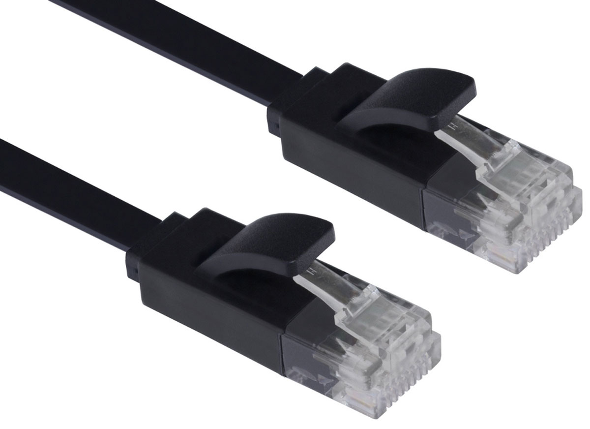 Greenconnect GCR-LNC616 сетевой кабель (10 м)GCR-LNC616-10.0mКабель Greenconnect GCR-LNC616 является плоским, что делает его идеальным для скрытого монтажа, прокладки под ковром или плинтусом. Также, благодаря технологии UltraSlim от Greenconnect, кабель очень компактен, его легко и удобно использовать с ноутбуком и брать с собой.Внутренние провода коммутационного кабеля Greenconnect сделаны из качественной бескислородной меди высокой степени очистки, что обеспечивает высокую скорость соединения, стабильную передачу данных.Внешняя оболочка изготовлена из экологически чистого ПВХ, соответствующего европейскому стандарту безотходного производства RoHS.