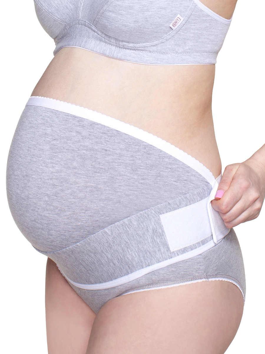 Бандаж дородовой Фэст, цвет: серый, белый. 0845. Размер 460845Бандаж дородовой ФЭСТ обеспечивает максимальный комфорт благодаря мягкости и эластичности. Исследования показали, что при ношении бандажа снижается вероятность: - угрозы прерывания беременности; - преждевременных родов; - образования стрий.Носить рекомендовано:- с 20-24 недели беременности;- при акушерской патологии; - при несостоятельности мышц передней брюшной стенки и тазового дна;- при искривлении позвоночника;- при болях в пояснице; - при активном образе жизни, когда находитесь в вертикальном положении более трех часов в день.Результаты исследования РОАГ - на сайте mama-fest.com.Облегчает нагрузку на поясницу, позволяет вести более активный образ жизни.Усилен корсетными косточками.Специальные уплотнённые переплетения поддерживают живот, защищают и фиксируют область пупка, приподнимают ягодицы, моделируя фигуру.Застежка велькро - для регулирования степени поддержки. .Перед выбором проконсультируйтесь с акушером-гинекологом.
