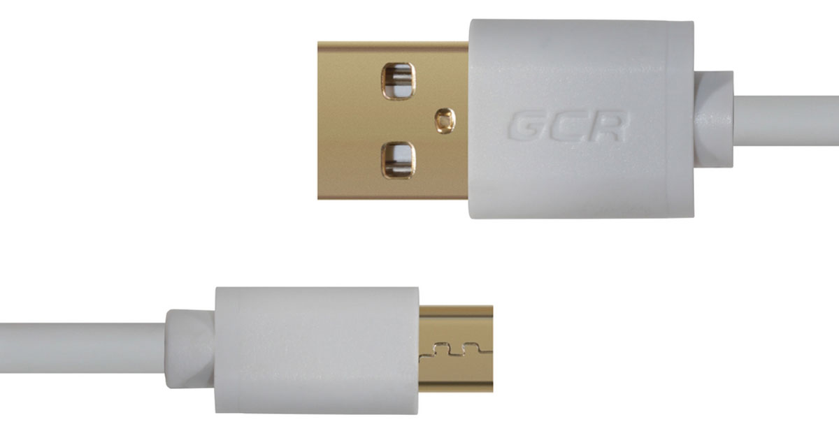 Greenconnect Russia GCR-UA10MCB3-AA2SG, White кабель micro USB-USB (0,75 м) renfert mt 3 ua купить